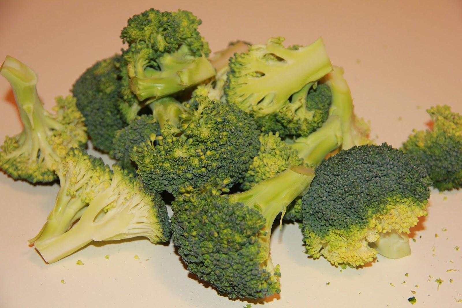 Рецепт из брокколи для детей до 1 года
