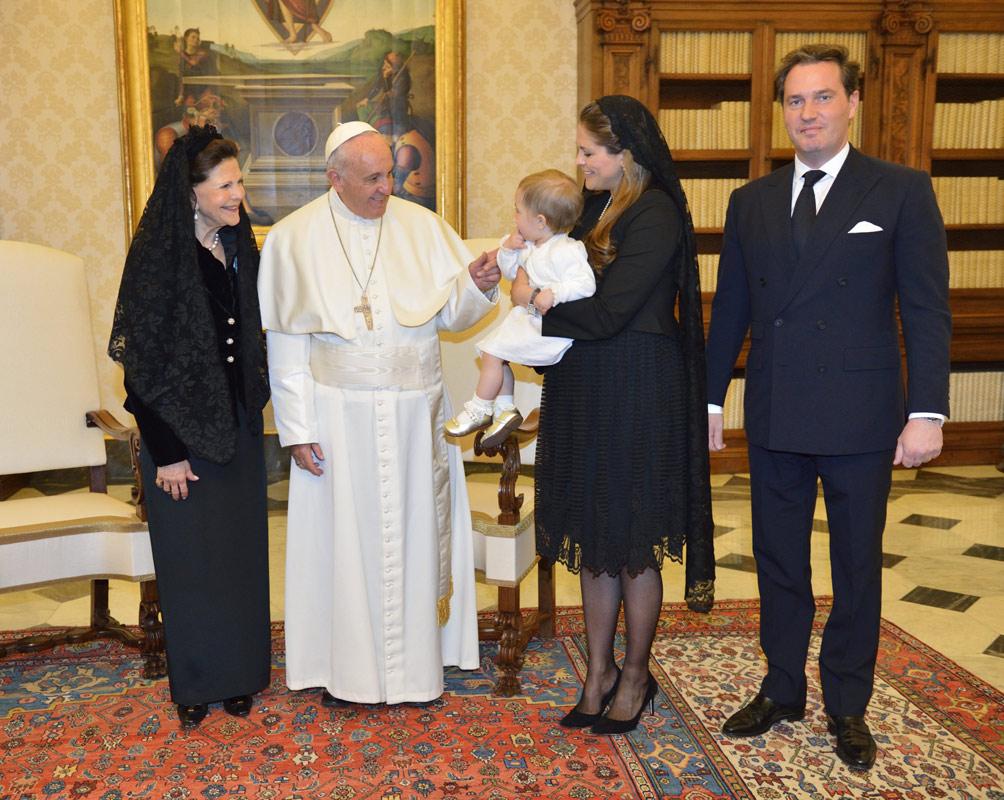 Papa Francisco visitará Suecia - Octubre 2016