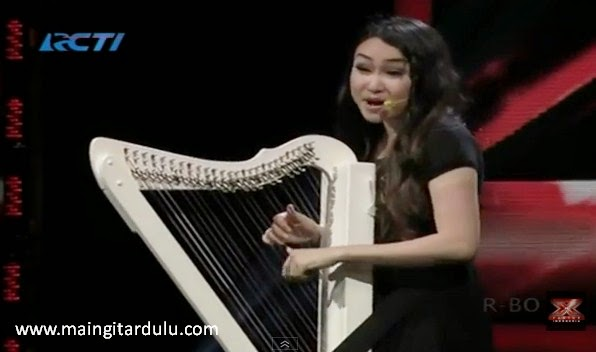 Angela July - PART OF YOUR WORLD (Jodi Benson) - Best X Factor Indonesia 2015 Audition 2