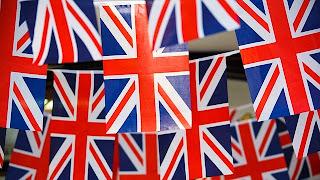 foto di bandiere inglesi