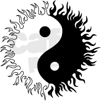 Tai chi tattoo designs