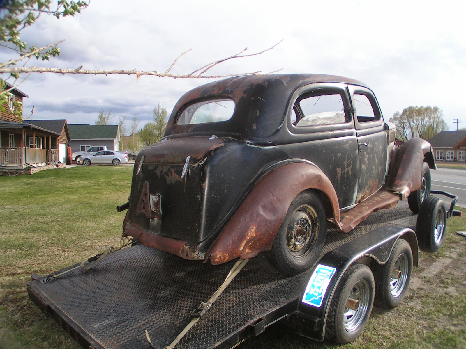 Reel rods inc for sale 1936 ford deluxe 2 door humpback for 1936 ford 4 door sedan for sale