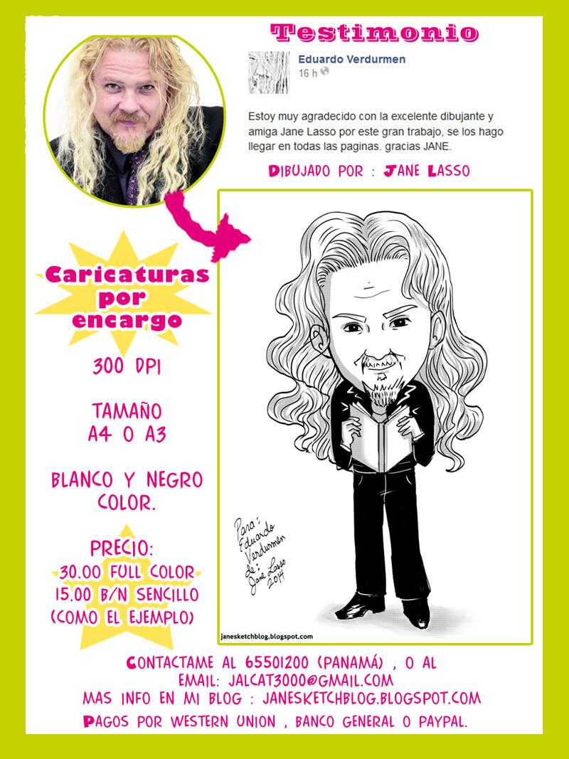 Publicidad de caricaturas en Panamá
