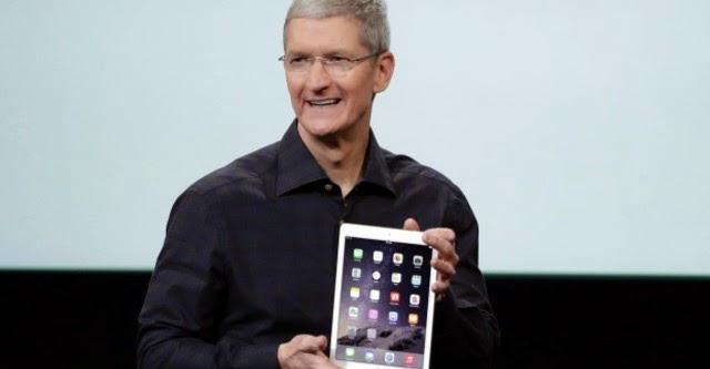 Apple chính thức công bố iPad Air 2, iPad mini 3, iMac Retina và Mac Mini mới