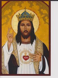 Sacred Heart of Jesus by Christi Jentz/Lumen Christi Art