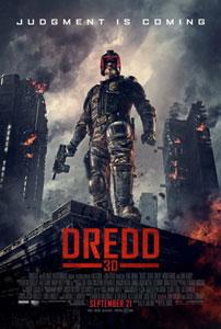 Poster original de Dredd