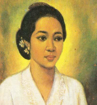 Pahlawan Kemerdekaan Nasional - Raden Ajeng Kartini (1879-1904)