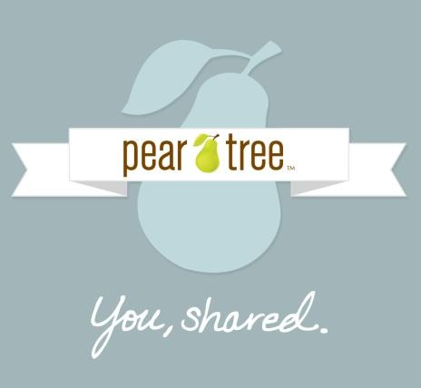 Thanks mail carrier plan your next baby shower with pear tree pear tree greetings logo m4hsunfo