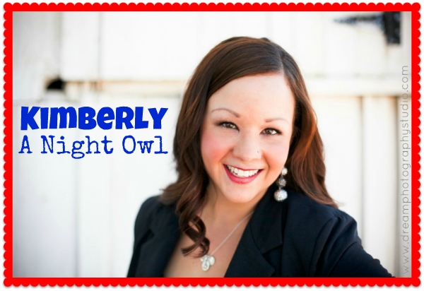 a night owl blog