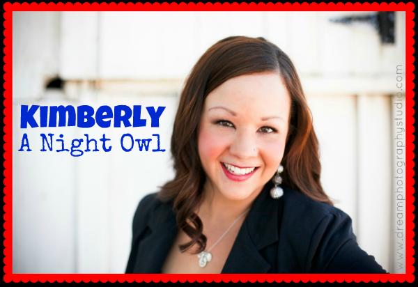 a night owl blog