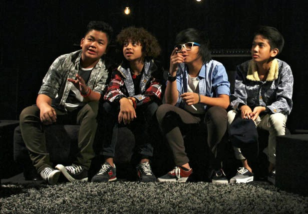 free download lagu mp3 Pelangi Dan Mimpi Ost Laskar Pelangi 2 - Coboy Junior + syair dan Lirik serta gambar kunci chord gitar lengkap terbaru 2013 , Video Klip