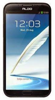 Aldo AS-3 HP Android murah harga dibawah 1 juta
