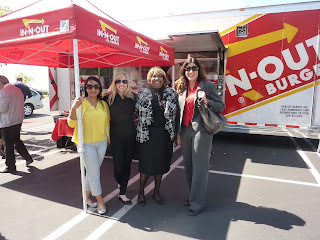 in-n-out luncheon xpedx, International Paper, and GotPrint