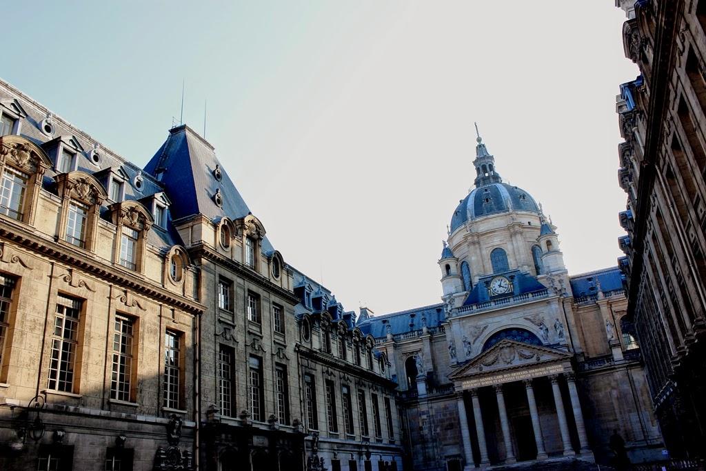 Study at La Sorbonne