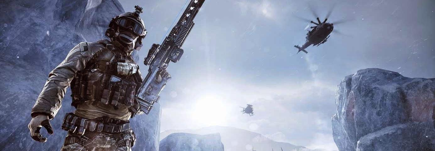 Atualização Battlefield 4 Final Stand
