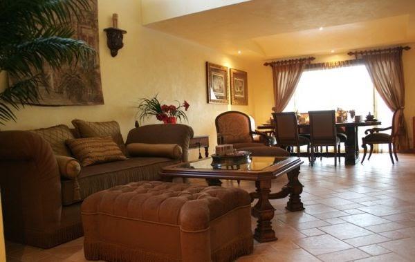 Como decorar mi casa blog de decoracion decoraci n cl sica y elegante de espacio sala y comedor - Blog de decoracion de casas ...