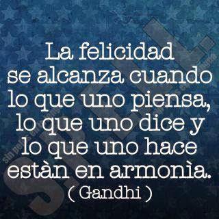 Frases Famosas de Gandhi, parte 4
