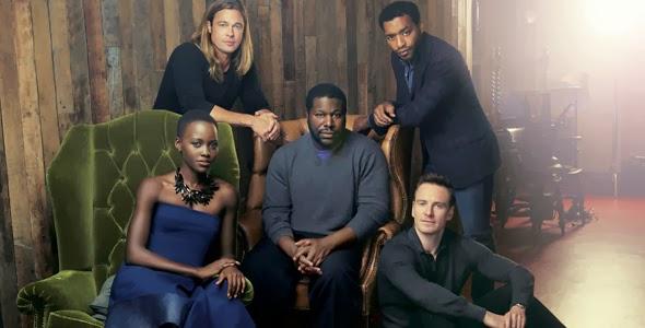12 Years a Slave Michael Fassbender par Miller Mobley THR
