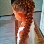 Black Kids Ponytails Hairstyles