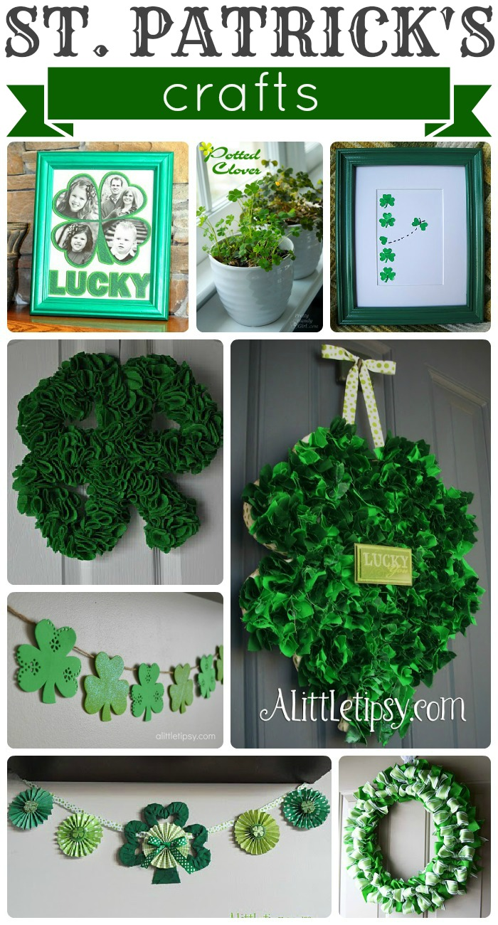 90 st patrick 39 s day ideas a little tipsy for St patrick day craft ideas