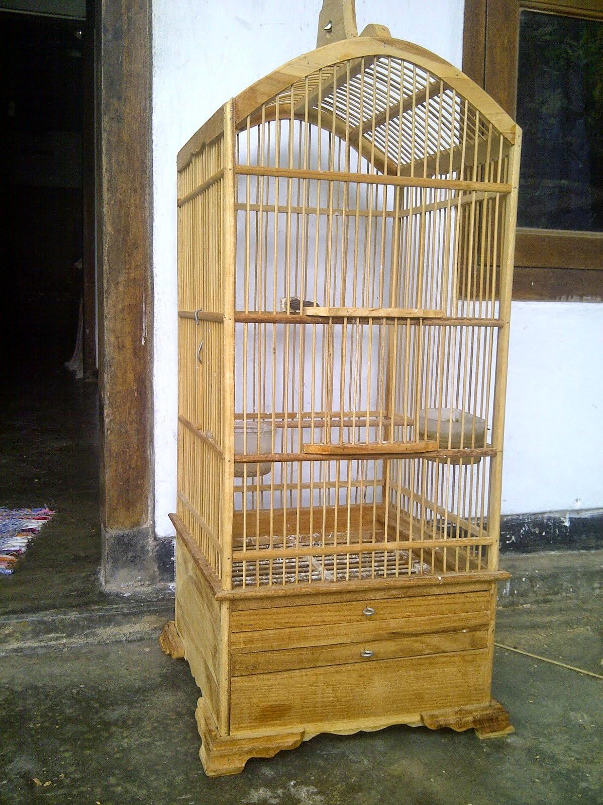 Info Harga Sangkar Burung Mentahan