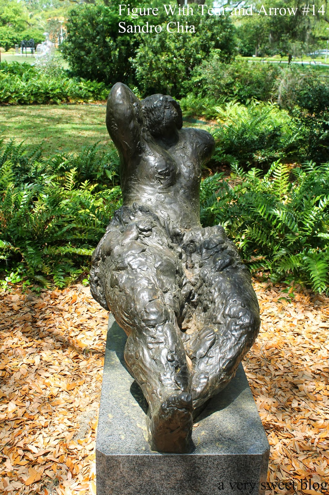 The Sydney And Walda Besthoff Sculpture Garden A Very Sweet Blog