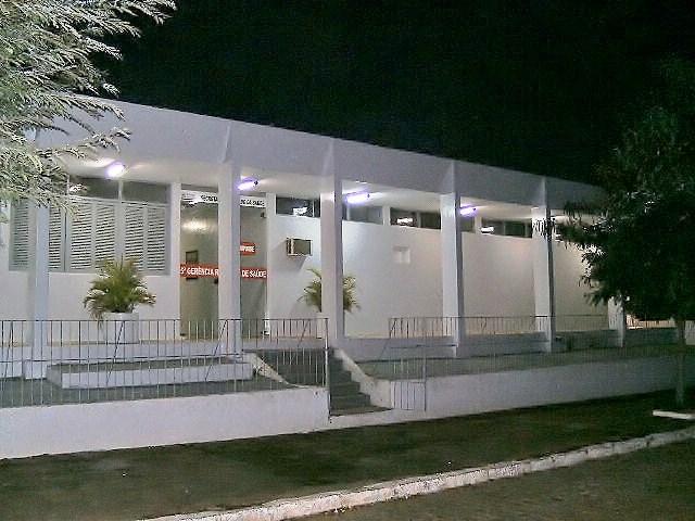 5ª GRS- Monteiro