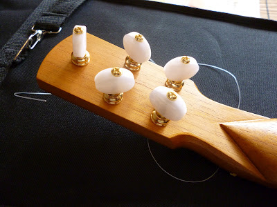 timple headstock tuners