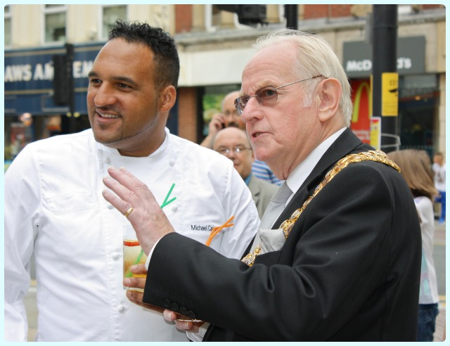 Bolton Food Festival 2013 - Michael Caines