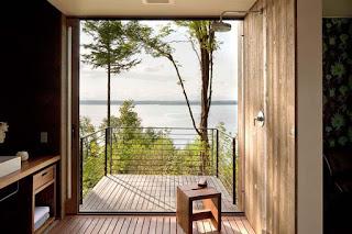 Case Inlet Residence Balcon area
