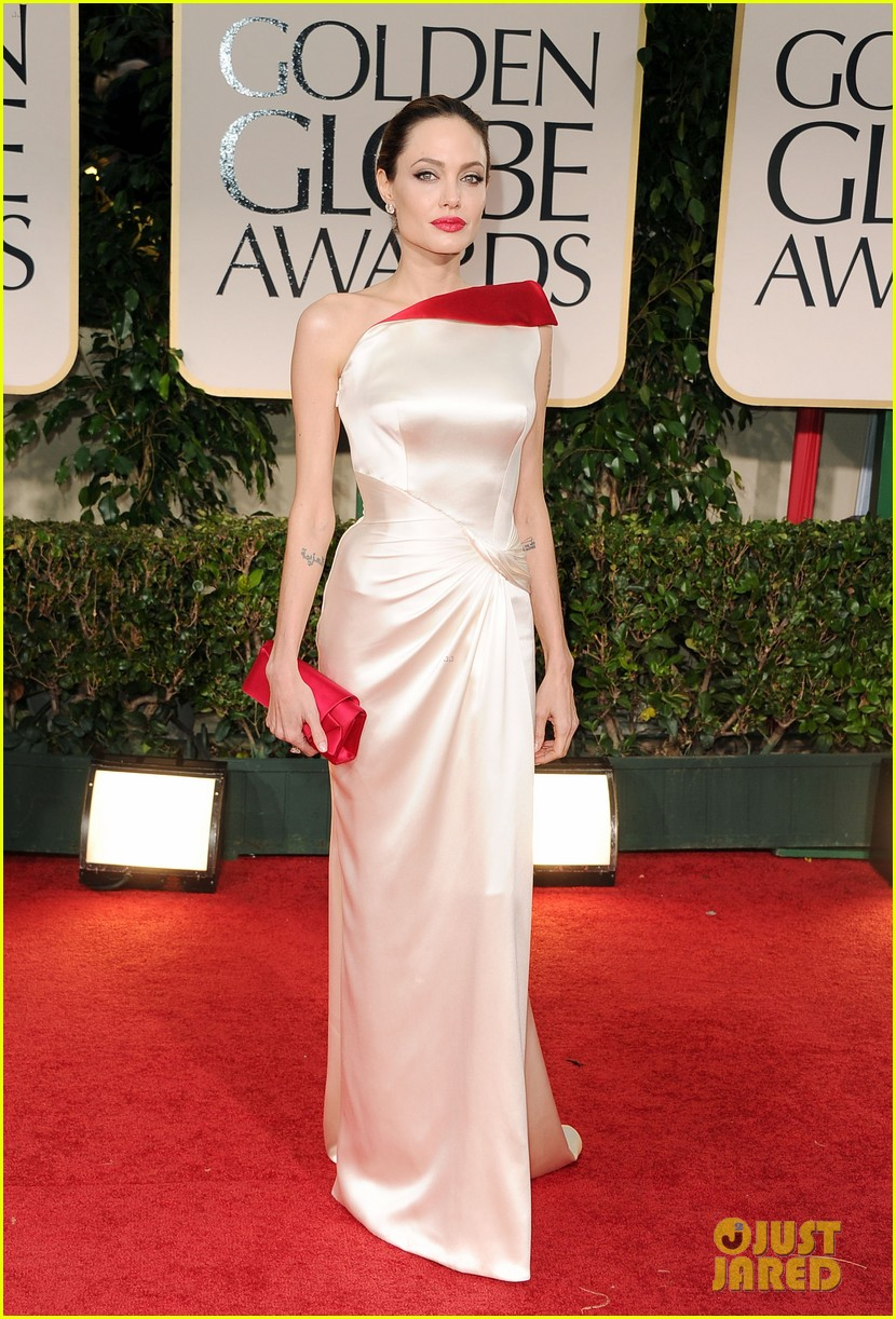 Angelina jolie red carpet dresses - photo#19