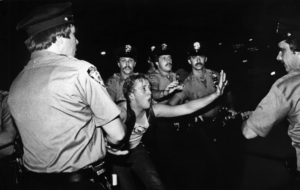 Stonewall new york gay june riot