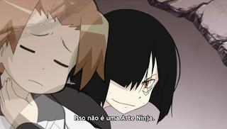 Senyuu - Episódio 08