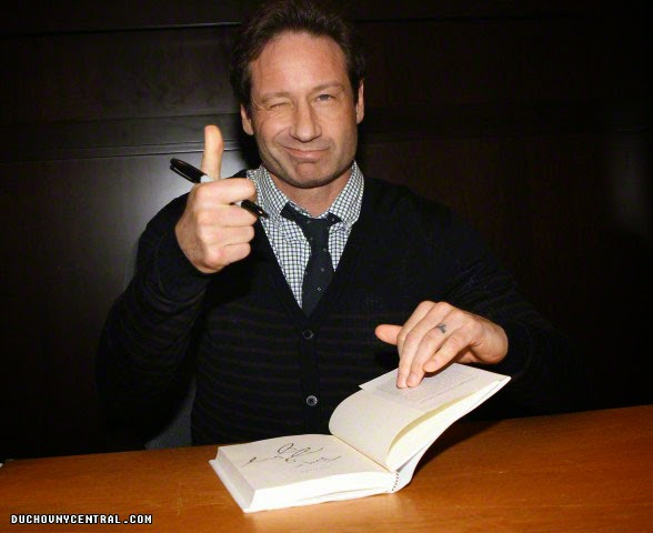 Duchovny Central