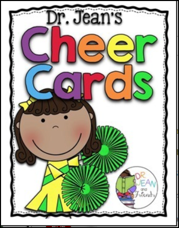http://www.teacherspayteachers.com/Product/Dr-Jeans-Cheer-Cards-1270706