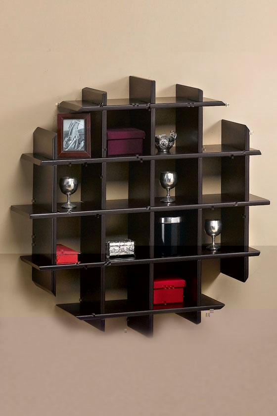 Design Wall Cabinets Wooden : Art wall decor rustic wood shelves