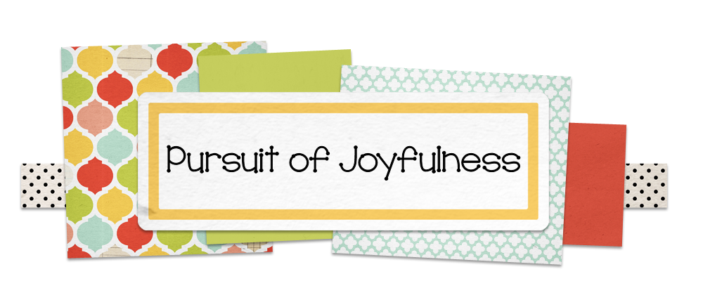 Pursuit of Joyfulness