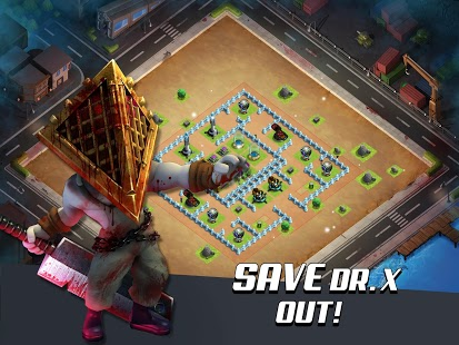X-War: Clash of Zombies 5.1 Apk-1