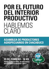 ASAMBLEA EN CHACABUCO -23-02-2012