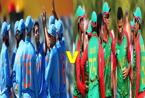 india vs bangladesh quarter final live streaming