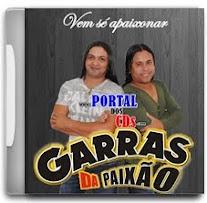 Garras Da Paixão CD 2013