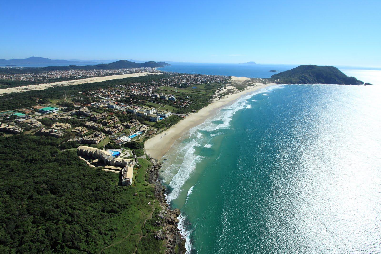 Praia do Santinho - Florianópolis