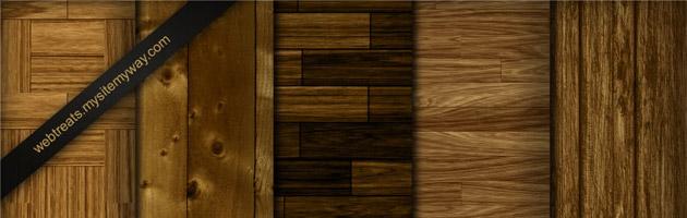 色々なタイプの木目模様を詰め合わせたセット | 木目調のフリーパターン素材。無料でダウンロード出来て商用可。
