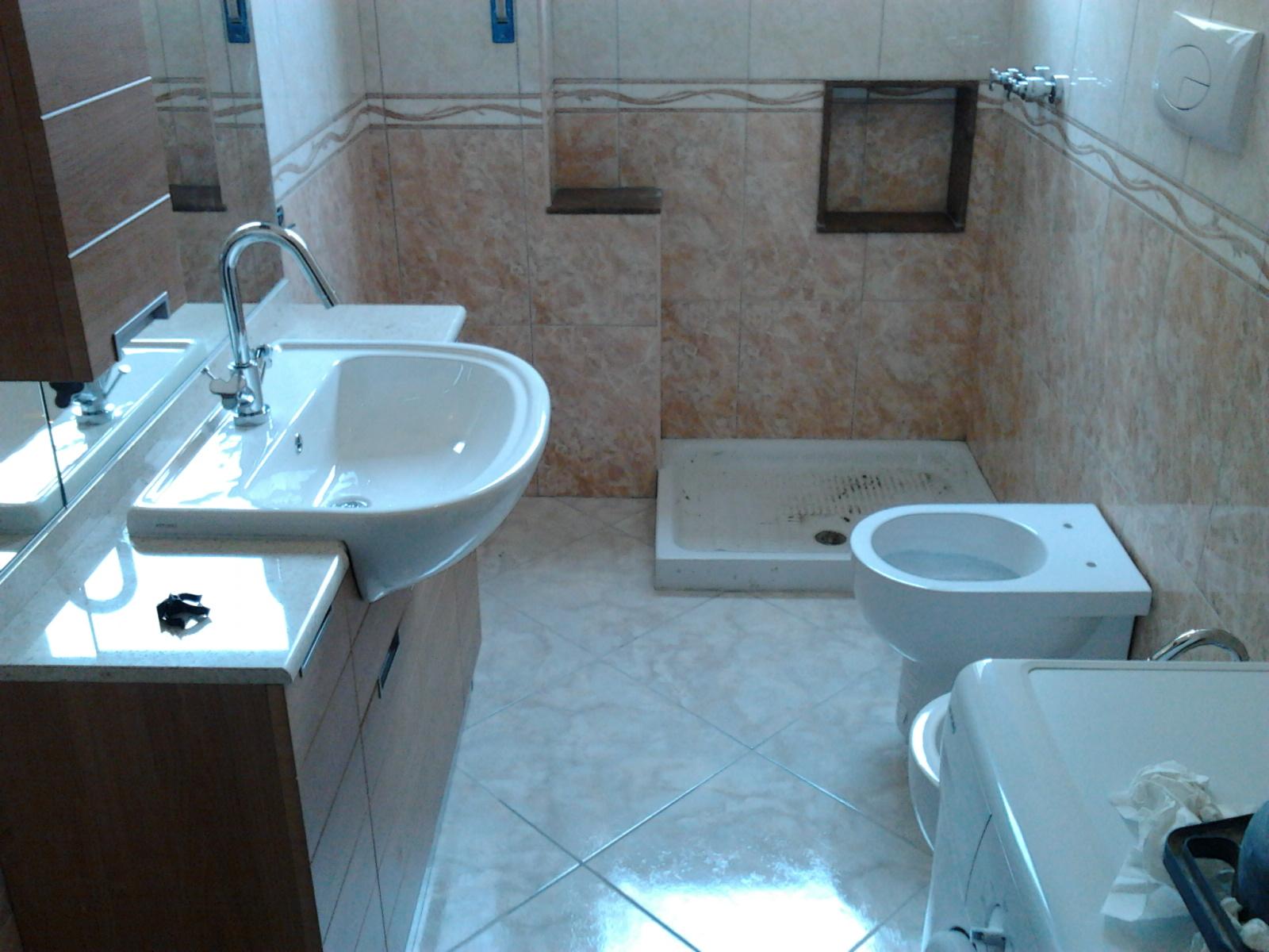 Il blog dell 39 idraulico tubo multistrato coibentato - Creare un bagno ...
