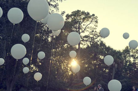 A Divine Moment Events, LLC: Taking Decor to New Heights with Balloons