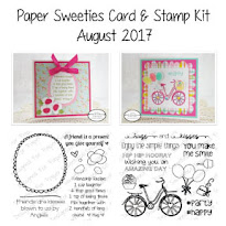 August Paper Sweeties Kit