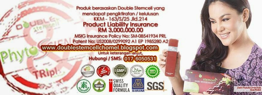 Double Stemcell And TRipl3 Stemcell