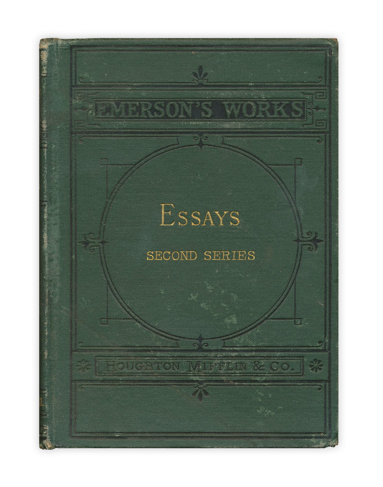 essays emerson In self-reliance, philosopher ralph waldo emerson argues that polite society has an adverse effect on one's personal growth self-sufficiency, he writes, gives one the freedom to discover one'strue self and attain true independence.