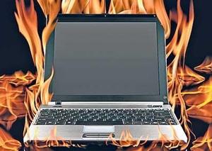 Beginilah Kalau Laptop lagi Kepanasan | Berita Informasi Terbaru dan Terkini