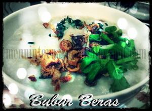 Bubur Beras #1
